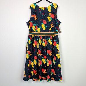 NY&Co Julianne Sleeveless Dress Eva Mendes NWT